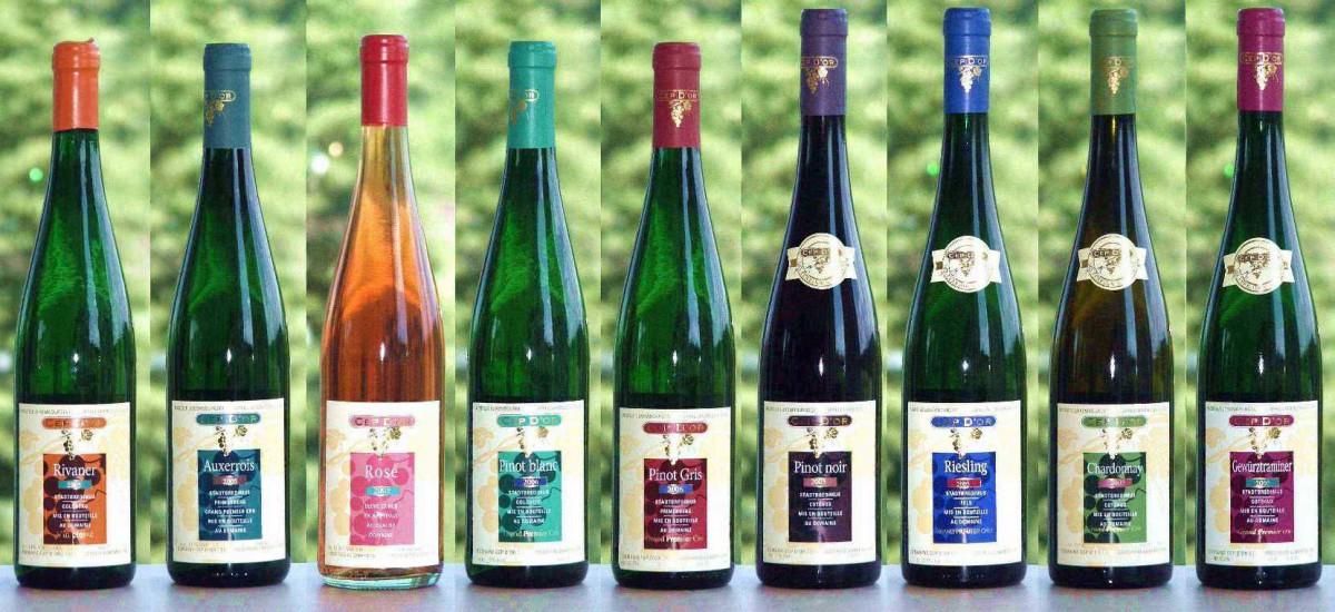 Сорт немецкого вина