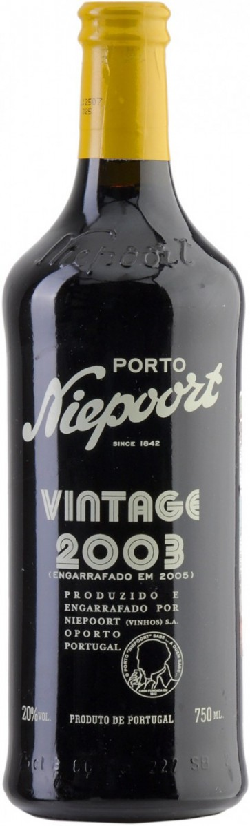Niepoort, Vintage Port, 2003