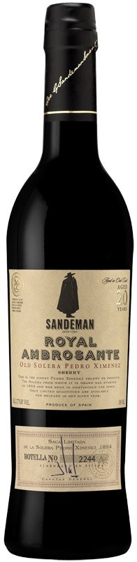 Sandeman, Royal Ambrosante Pedro Ximenez 20 Years Old