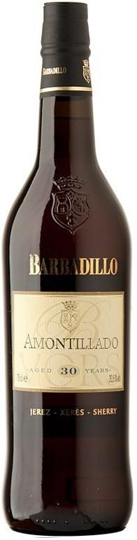 Barbadillo, VORS Amontillado, 30 years, Jerez DO