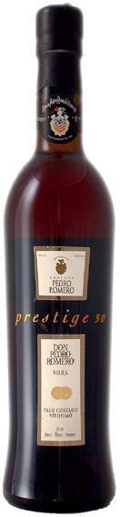 Palo Cortado Prestige Don Pedro Romero, dry, 0.5 л