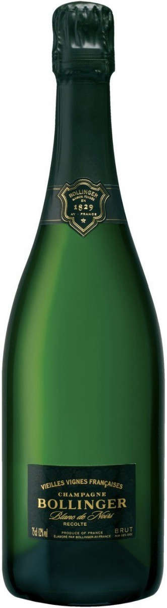 Шампанское Bollinger,
