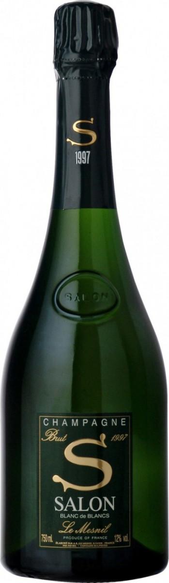 Шампанское Salon, ''S'' Brut Blanc de Blancs, 1997