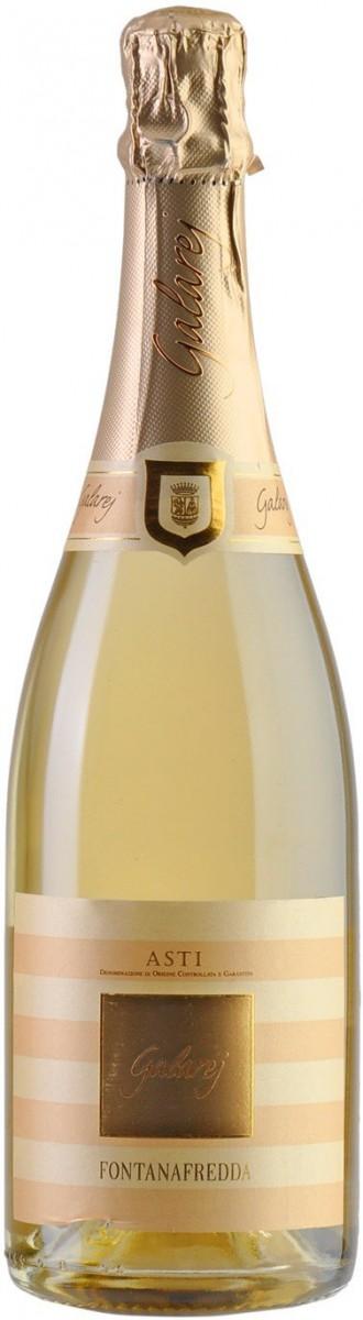 Игристое вино Fontanafredda,
