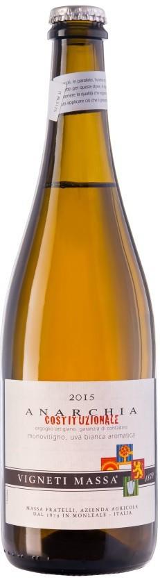 Игристое вино Vigneti Massa,