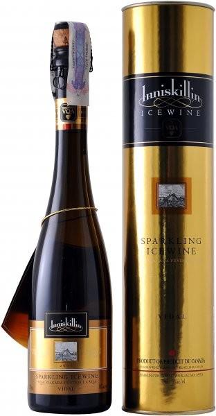 Игристое вино Vidal Sparkling Icewine, 2012, gift tube, 375 мл