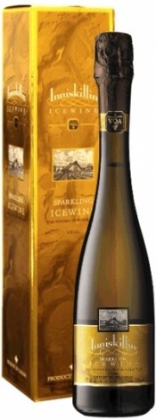 Игристое вино Vidal Sparkling Icewine 2003, gift box, 375 мл