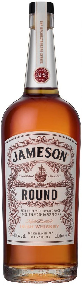 Jameson Round, 1 л