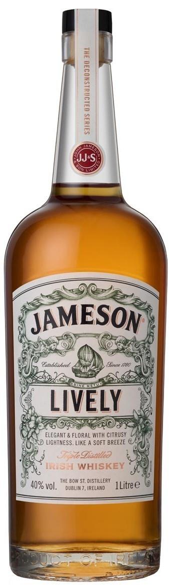 Jameson Lively, 1 л