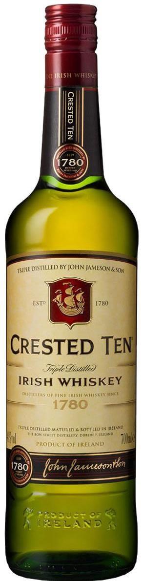 Jameson Crested Ten, 0.7 л