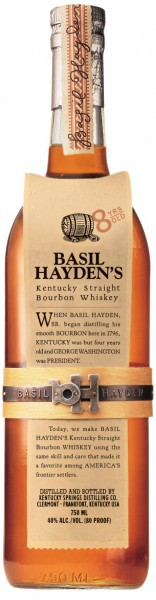 Basil Hayden's aged 8 years, with box, 0.75 л
