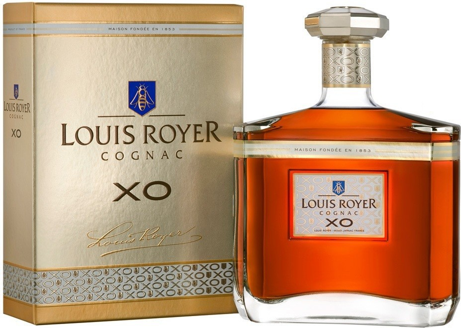 Louis Royer XO, in gift box, 1.5 л