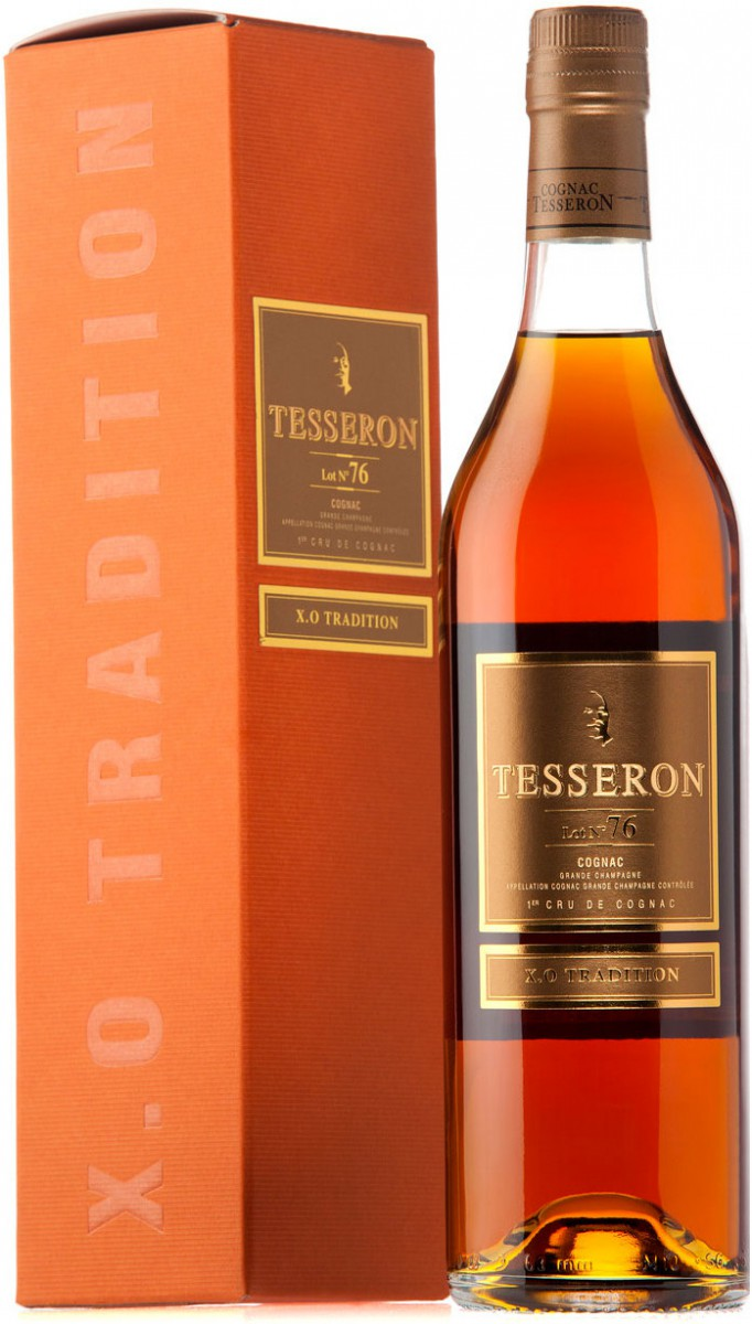 Tesseron, Lot №76 XO Tradition, gift box, 1.75 л