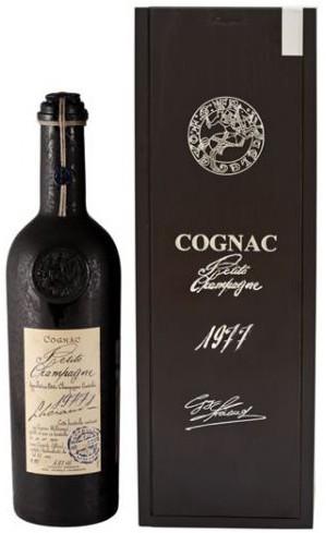 Lheraud Cognac 1977 Petite Champagne, 0.7 л