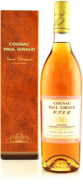 Paul Giraud, VSOP Grande Champagne Premier Cru, gift box, 0.7 л