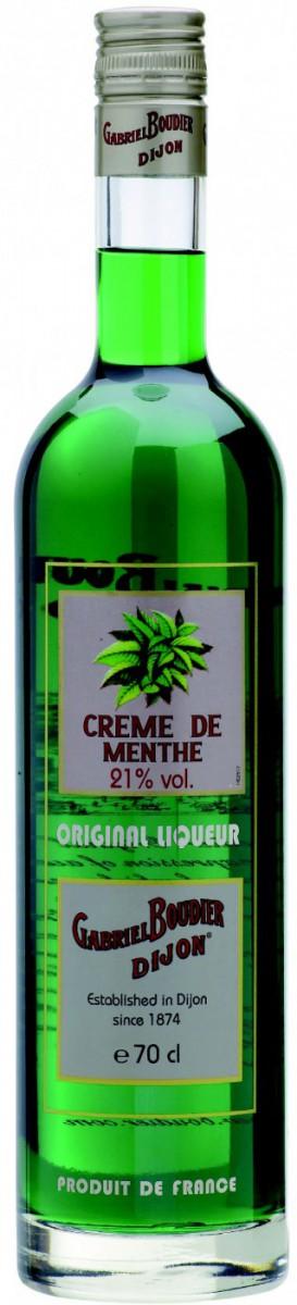 Gabriel Boudier, Creme de Menthe, 0.7 л
