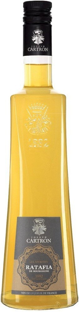 Joseph Cartron, Ratafia de Bourgogne, 0.75 л