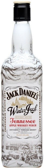 Jack Daniels Winter Jack, 0.7 л