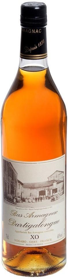 Dartigalongue XO, Bas Armagnac AOC, 0.7 л