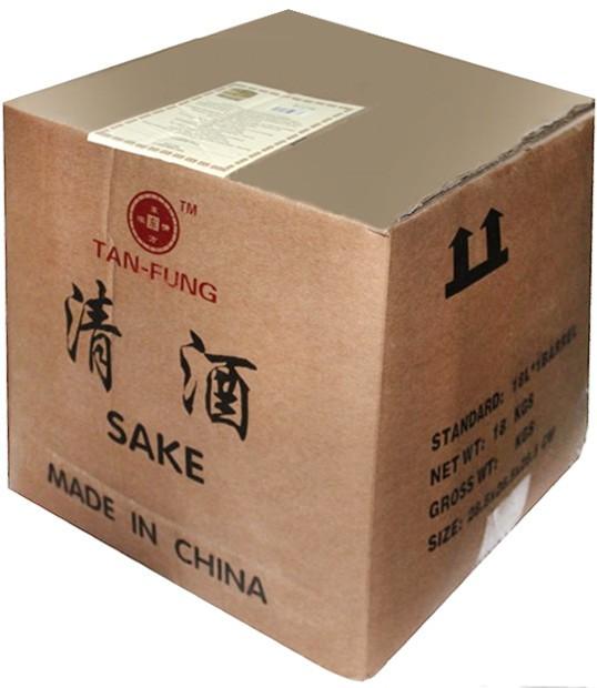 Tan Fung Sake, 18 л