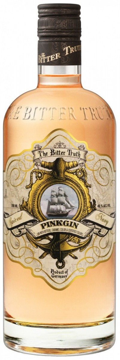 The Bitter Truth, Pink Gin, 0.7 л