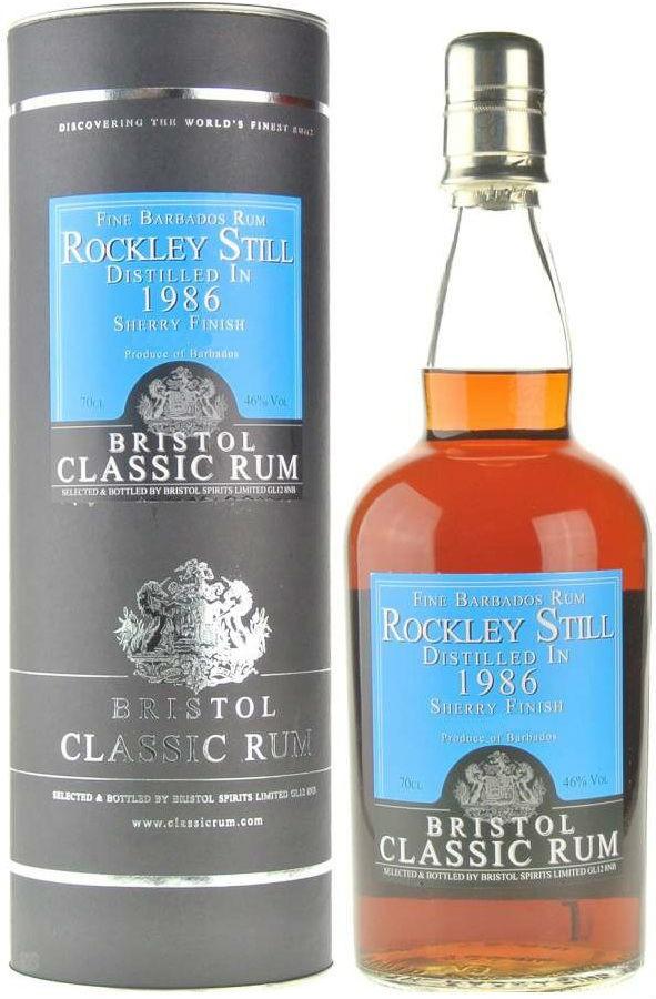 Bristol Classic Rum,