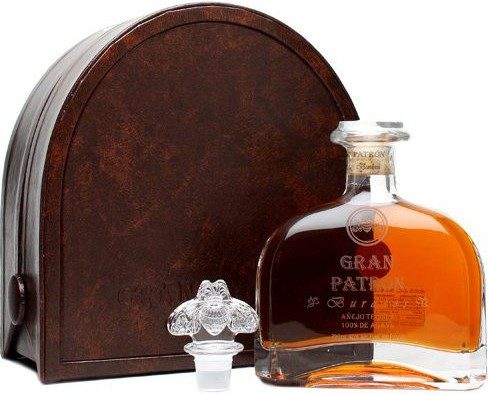 Gran Patron Burdeos Anejo, gift box, 0.75 л