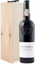 Taylor's Vintage Port, 1997, wooden box