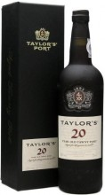 Taylor's, Tawny Port 20 Years Old, gift box