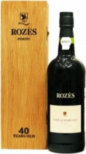 Rozes Over 40 years old, gift box