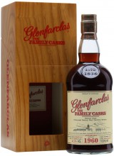 Glenfarclas 1960 Family Casks (42,2%), in gift box, 0.7 л