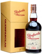 Glenfarclas 1961 Family Casks, in gift box, 0.7 л