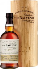 Balvenie Forty, 40 Years Old, gift box, 0.75 л