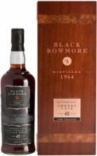 Bowmore Black 42 Years Old, gift box, 0.7 л