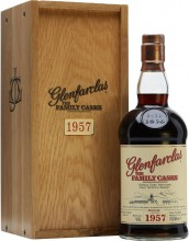 Glenfarclas 1957 Family Casks, in wooden box, 0.7 л