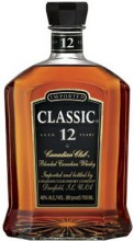 Canadian Club Classic aged 12 years, 0.7 л