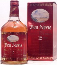 Dew of Ben Nevis, 12 Years Old Deluxe Blend, gift box, 0.7 л