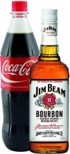 Jim Beam & Cola, 0.7 л