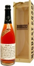Booker's 6 Years Old Cask Strength, gift box, 0.75 л