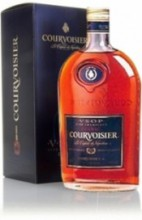 Courvoisier VSOP flask, with box, 0.5 л