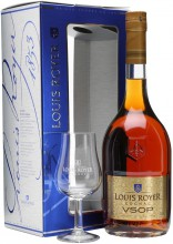 Louis Royer VSOP, gift box with glass, 0.7 л