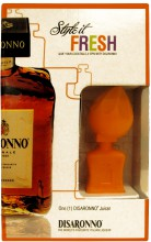 Disaronno Originale, gift set with juicer, 0.7 л