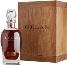 Gelas, Bas Armagnac, 1896, Exclusive gift box, 0.7 л