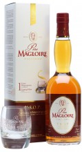 Pere Magloire, Calvados VSOP, gift box with glass, 0.7 л