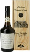 Coeur de Lion Calvados Pays d`Auge 50 Years, wooden box, 0.7 л