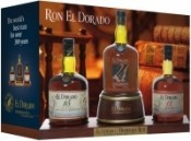 El Dorado Special Reserve (12, 15, 21 Years Old), gift box, 0.7 л