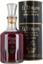 El Dorado Special Reserve 25 Years Old, gift box, 0.7 л