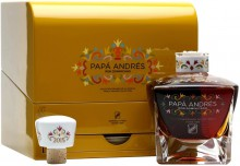 Brugal, Papa Andres, 2015, gift box, 0.7 л