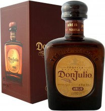 Don Julio Anejo, with box, 0.75 л